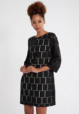 Verbazingwekkend Zwart-witte jurken online kopen | Ana Alcazar NO-87