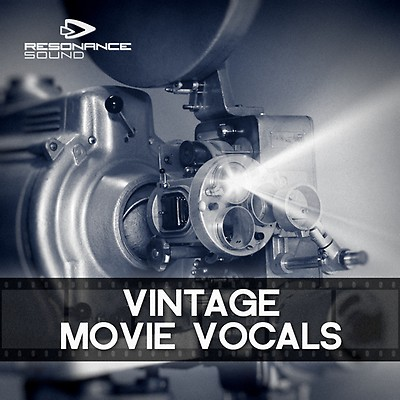 Resonance Sound Vintage Movie Vocals 2 | Cinematic Vocal Samples