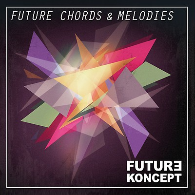Deep Future Chords, Melody Loops, Sampler Patches & MIDI