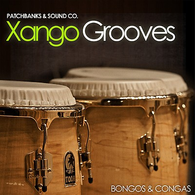 Percussion Loops for Funky House, Bongo Loops and Samples for Download