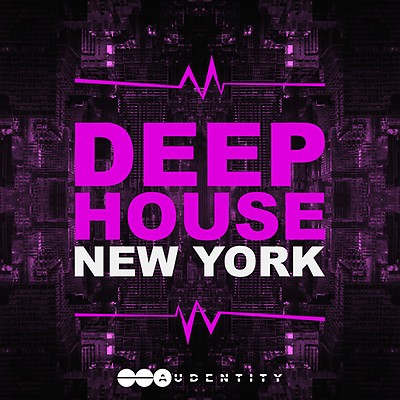 Deep House Samples, Summer House, Audentity Records,