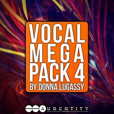 Vocal Samples, Vocal Megapack Vol 5, Audentity Records,