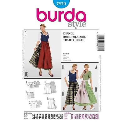 Schnittmuster Vogue 9006 Damen Top - Bluse | Stoffe Hemmers