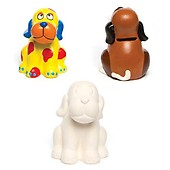 Baker Ross Tirelires singes en c/éramique Loisirs cr/éatifs /à th/ème pour enfants Boite de 2