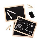 Baker Ross Lavagnette cancellabili Lavoretti creativi e creazioni fai da te per bambini confezione da 10