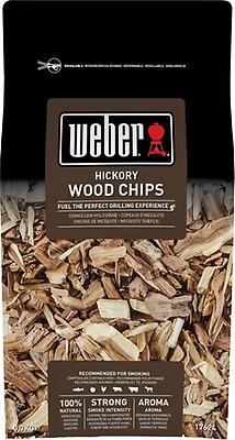 8edbf5757ae Suitsutuslaastud Weber hikkoripuu 0,7 kg. uus toode