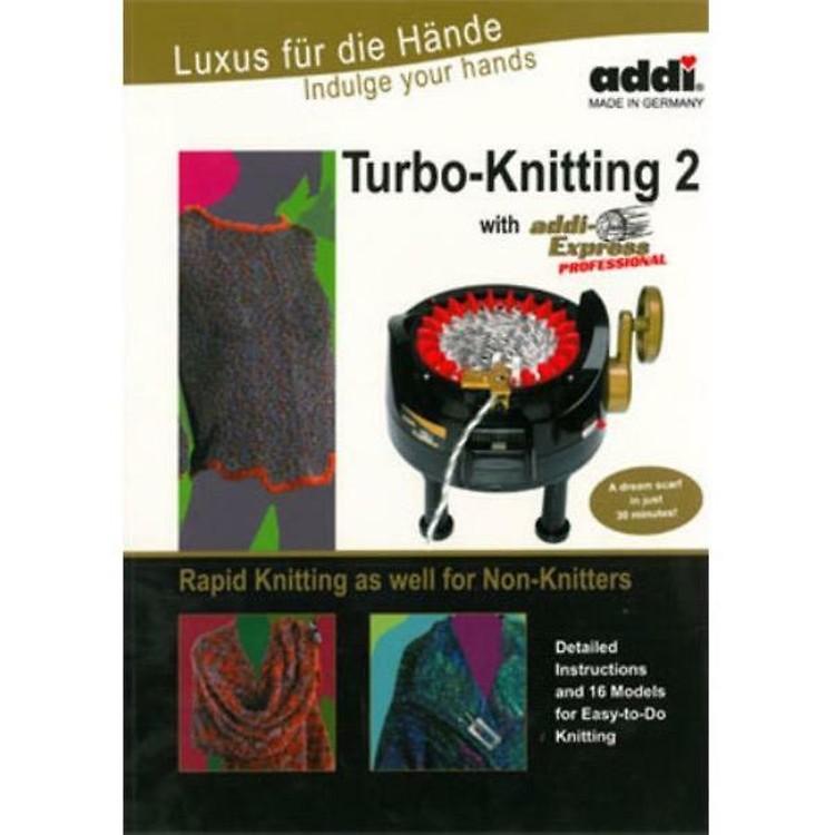 German Made Addi Knitting Machine Addi-Express Professional 22 Needle