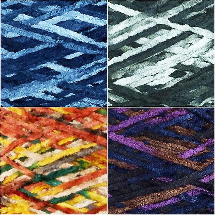 Rayon Chenille Yarn | The Woolery