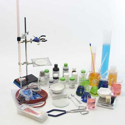 Chemistry Curriculum & Lab Kits for Grades K-12