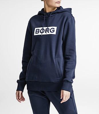 DISA HOOD Black Beauty | Björn Borg