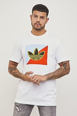 T shirt trefoil gris adidas Brentiny Paris