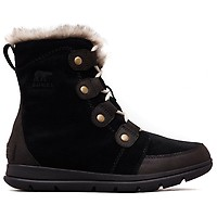 cbd1aa5bce12 Sorel Youth Rylee Camo Black Light Bisque 2018  shop snow boots with ...