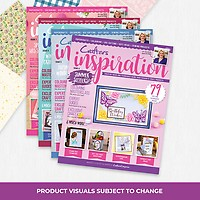 Sew Inspired Issue 12 Magazine One Size Multi-Colour