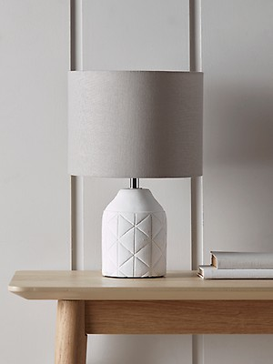 Ceramic Bedside Lamp
