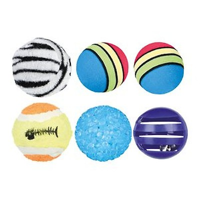 Latex Sports Ball With Face 7cm Trixie Latex Toys Dogs