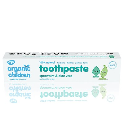 Natural Minty Cool Toothpaste | Minty Toothpaste from Green People