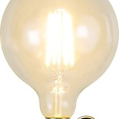 Star Trading LED lampa E27 G125 Flexifilament 354 62 (354 62