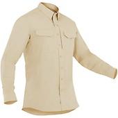 24afe92f0af6 MFH Strike Tactical Shirt Long Sleeve Khaki
