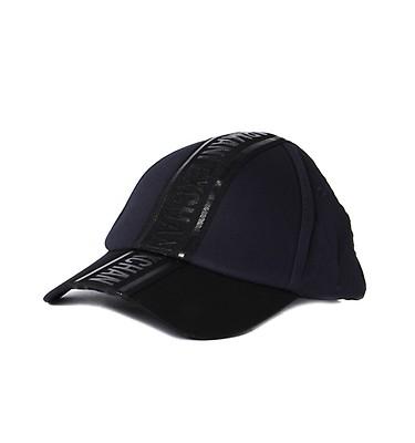 175a9b8593a Emporio Armani Tape Logo Navy Cap