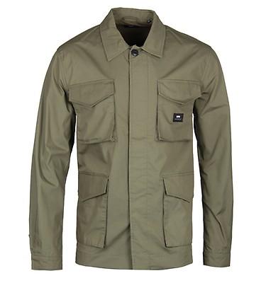 bd74f8591f06 Edwin Khaki Corporal Jacket offer label