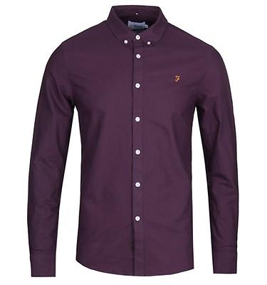 cd3a6750 Cheap Farah Shirts | Long & Short Sleeves | BrownBag