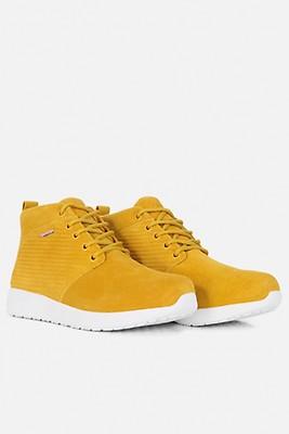 reputable site 4aaa2 5b514 Wr Shoes Baskets Floyd no Chaussures Kastel Madla Orange En Cuir ZqHyUfwFx