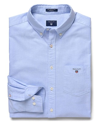 The oxford shirt. Gant 209096430db8b