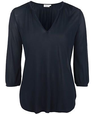 best cheap df839 7e39e Gathered jersey blouse