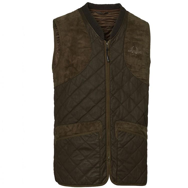 Chevalier Vintage Quilt Vest brun Herr ad50d19d19d27