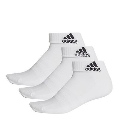 adidas Cushion Low 6 Paar L 43 46 WeißGrauSchwarz Socken