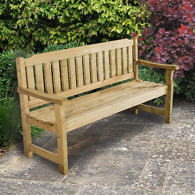 0f2e8f1261ac ... Seater Contemporary Dining Set £699.99 · Forest Rosedene Wooden Garden  Bench 5'x2' ...