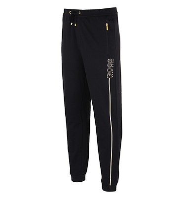quality design 90b41 56319 BOSS Tracksuit Black Pants offer label
