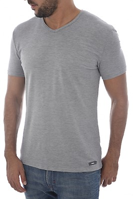 Tee Shirt Coton Stretch F06i1 Fila 267 blu polvere Achat