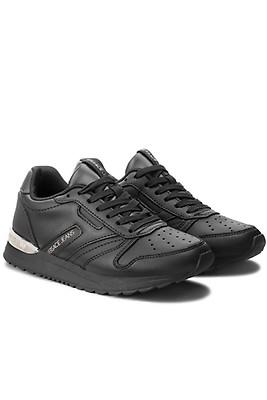 Baskets Sneakers FEMME Guess jeans FLPYE4 FAM12 BLACK