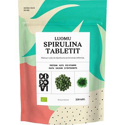 Chlorella ja spirulina -tuotteet  6ed4ba32d4