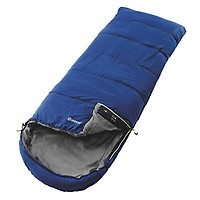 e320283cfa5 Outwell Contour Lux Blue Camping Sleeping Bag