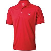 9f606a83 Wilson Staff Authentic Polo - Herre - Peach - Pique / T - Shirt ...