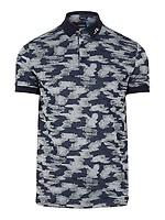 Adidas Piquet Ultimate365 Solid Turkis Pique T Shirt