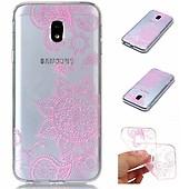 Samsung Galaxy J3 2017 Mobilskal TPU Fe Fjärilar Blommor - SkalHuset.se 6fb1fec57c987