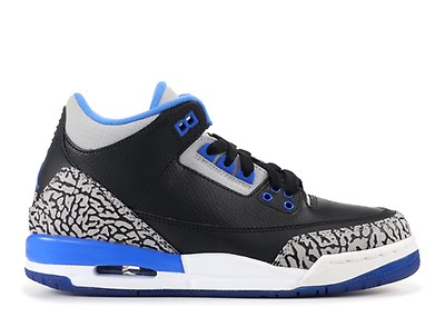 d22fdb6a384 Air Jordan 3 Retro Bg (gs)