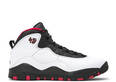 b1f98f1218de88 Girls Air Jordan 10 Retro (gs) - Air Jordan - 487211 009 - wolf grey ...