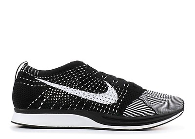 Flyknit Racer - Nike - 526628 721 - volt black-sequoia  f2385088b