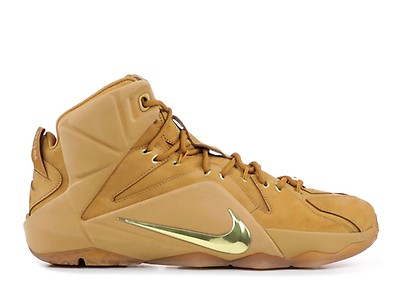 40c6f6157aa Air Zoom Generation - Nike - 308214 771 - wheat wheat-gold