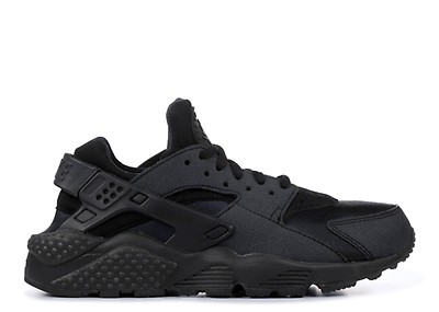 24c070bd1df W s Air Huarache Run - Nike - 634835 006 - black black-white ...