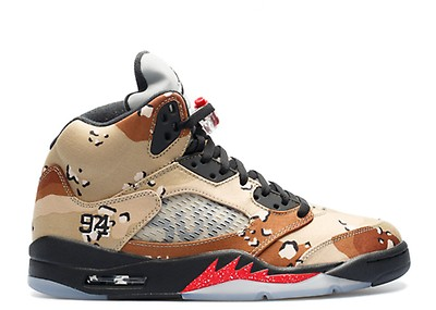 on sale 59dc4 d3f43 Air Jordan 5 Retro Supreme