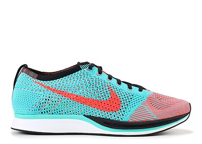 f383c3bc36e6f Flyknit Racer - Nike - 526628 001 - black photo blue white