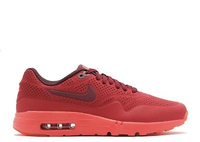 a3228e0094 Air Max 1 Ultra Moire - Nike - 705297 611 - terra red/terra red ...