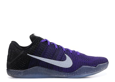 official photos 95f09 f50b3 Kobe 11 Elite Low 'Black Space'