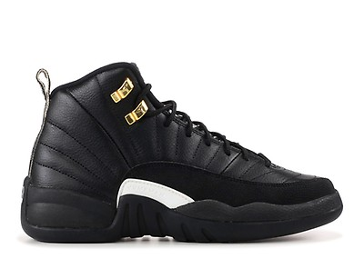 5a8a60a4e4d Air Jordan 12 Retro (gg) - Air Jordan - 510815 006 - black dark grey ...