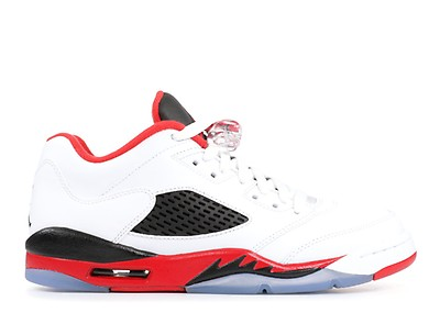 new arrival 95dbf 7cca6 air jordan 5 retro low (gs)